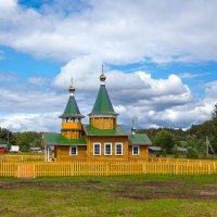 Сельская церковь :: Александр Силинский