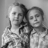 Сестры. :: Светлана Попова