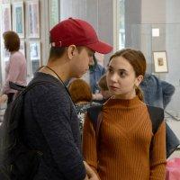 Девушка и юноша :: Андрей + Ирина Степановы