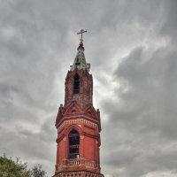 Колокольня Никольского монастыря :: anderson2706