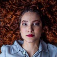 Великолепные волосы :: Андрей Громыко