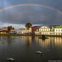 Белый пруд :: Александр Горбунов