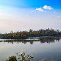 осень на реке Иркут :: Vladimir Egoshin