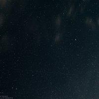 В августовскую ночь Вселенная пахнет звездами... :: Екатерина Агаркова