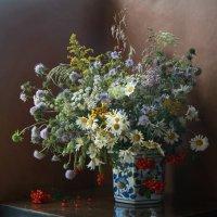 Полевые цветы, полевые цветы незатейливы, не капризны...) :: Natali K