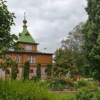 Дворик монастыря :: veera (veerra)