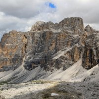 Панорама с горы  Lagazuoi :: skijumper Иванов