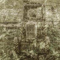 трактор :: Юлия Денискина