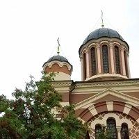 Казачий храм иконы Божией Матери «Отрада и утешение» на Ходынском поле. :: Елена