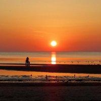Старик и море... :: Elena Ророva