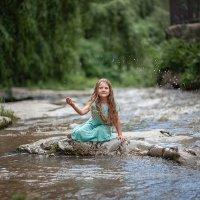 Водная стихия :: Надежда Антонова