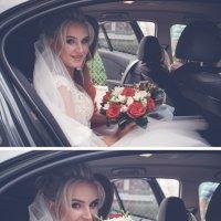 В машине :: Екатерина Шиманская