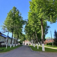 Покровский Хотьков ставропигиальный женский монастырь :: Tata Wolf