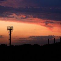 просто красивый закат :: Артур Неустроев