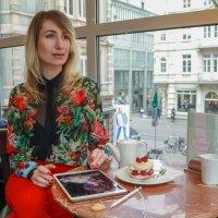 Бизнес-портрет в кафе :: Валерия Васильева