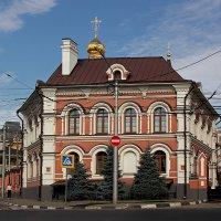 Троицкий храмовый комплекс. Саратов :: MILAV V