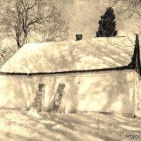 Андрушевка, усадьба Терещенко, старые фото XIX века :: Сергей Ионников