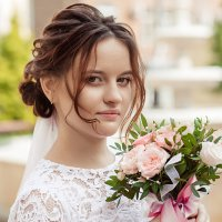 Свадебный портрет невесты :: Юлия Прибыткова