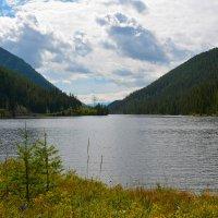На озере Чейбеккёль :: Валерий Медведев