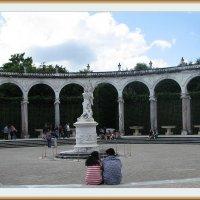 Боскет - Колоннада, Версаль :: Валентин Соколов