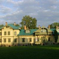 Усадебный дом :: Виктор Мухин