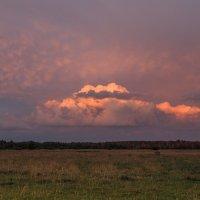 Вечернее небо :: Сергей Цветков