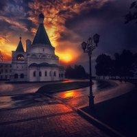 Здесь покоится гражданин Козьма Минин. :: Denis Makarenko