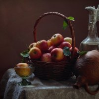 Яблочный Спас :: Natali K