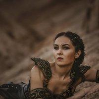 Зена- королева воинов :: SVETLANA BYLOVA