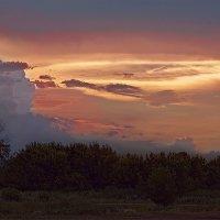 Люблю закаты ... :: Сергей Хекало