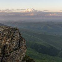 Рассвет на плато Большой Бермамыт :: Аnatoly Gaponenko