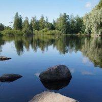 Река Вуокса :: Lersa