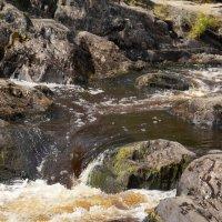 Река Тохмайоки :: Lersa
