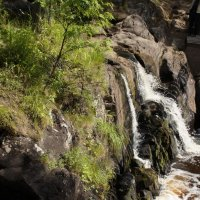 Водопады Ахвенкоски :: Lersa