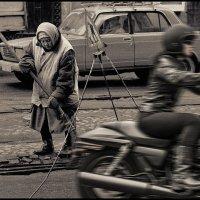 Женская работа  / 80-е / :: Цветков Виктор Васильевич