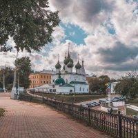 Ярославские улочки :: Виктор Орехов