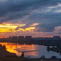 Сибирские закаты. :: Виктор Шпаков