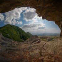 Вид с вершины Орлиных скал. гора Бештау :: Евгений Ромащенко