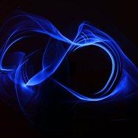Бесконечность сознания с помощью светодиодных поев :: Ксения OKDMUSE