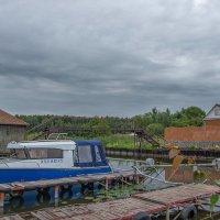 Парковка для катеров и лодок. :: Михаил (Skipper A.M.)
