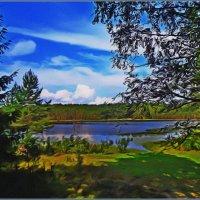 Озеро Святое :: Vladimir Semenchukov