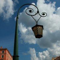 Питерский фонарь :: Любовь