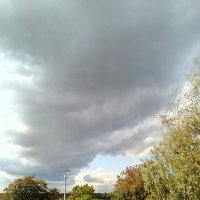 Тёмное облако :: Павел Михалев