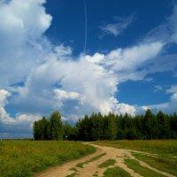 дороги сходятся в одной точке :: Владимир