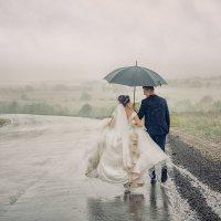 Вместе в любую погоду :: Ирина Демидова