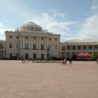 Большой дворец в Павловском парке. :: Светлана Калмыкова
