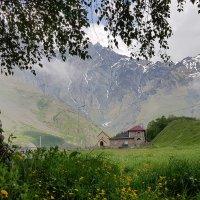 Цивилизация  в горах :: Наталья (D.Nat@lia)