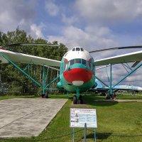 Тяжелый транспортный вертолет В -12 :: Игорь Сикорский