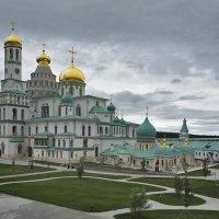 Воскресенский Ново-Иерусалимский монастырь :: Владимир Кириченко  wlad113