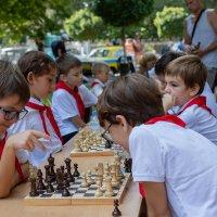 И сошлись титаны в непримиримой битве.. :: Pavel Bamboleo